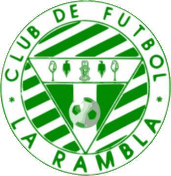 Escudo de C.F. LA RAMBLA (ANDALUZIA)