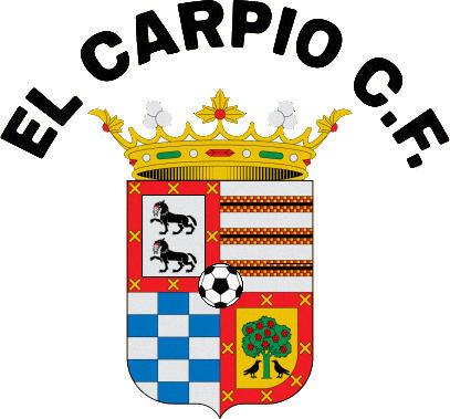 Escudo de EL CARPIO C.F. (ANDALUCÍA)