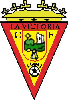 Escudo de LA VICTORIA C.F. (ANDALUCÍA)