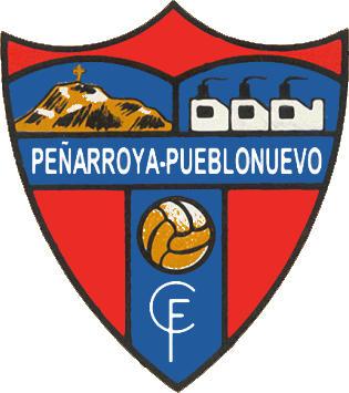 Escudo de PEÑARROYA C.F. (ANDALUCÍA)