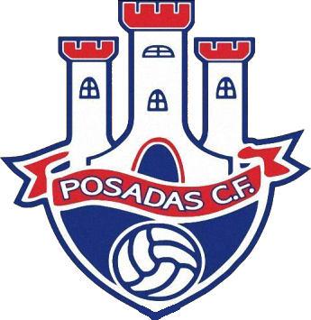 Escudo de POSADAS C.F. (ANDALUCÍA)