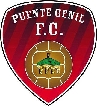 Escudo de PUENTE GENIL F.C. (ANDALUCÍA)
