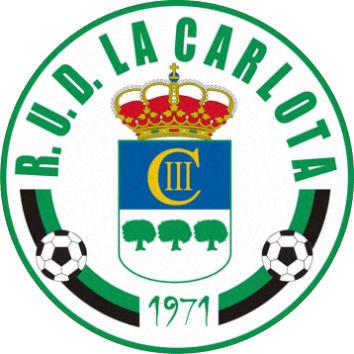 Escudo de R.U.D. LA CARLOTA (ANDALUCÍA)