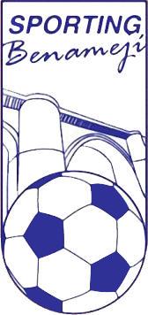 Escudo de SPORTING BENAMEJÍ (ANDALUCÍA)
