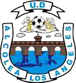 Escudo de U.D. ALCOLEA LOS ANGELES (ANDALUZIA)