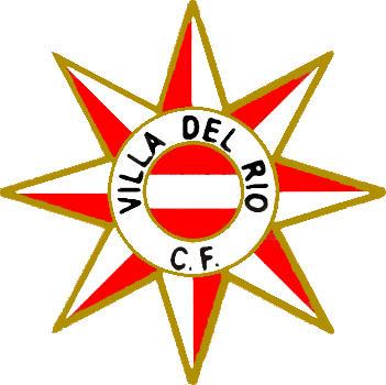 Escudo de VILLA DEL RIO C.F. (ANDALUCÍA)