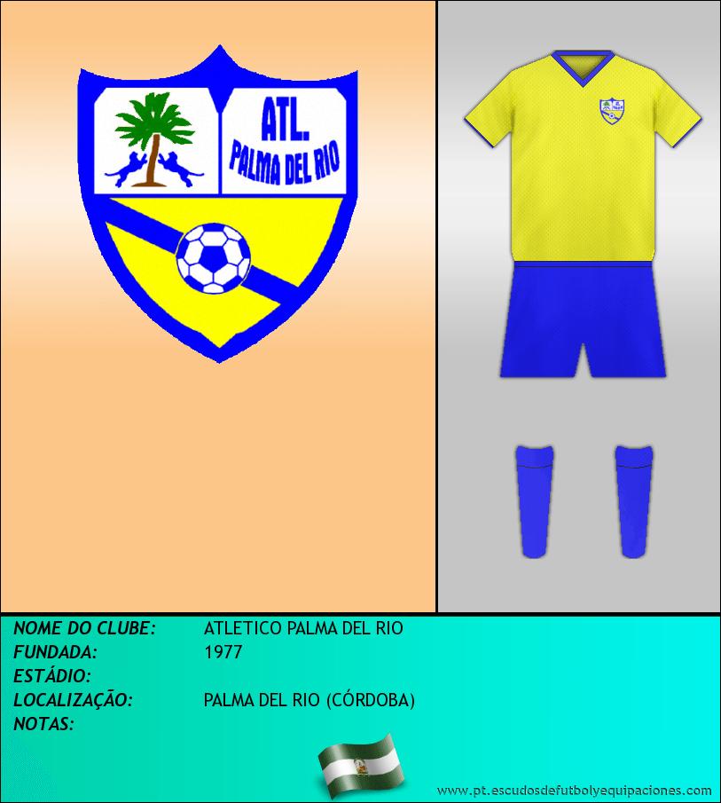 Escudo de ATLETICO PALMA DEL RIO