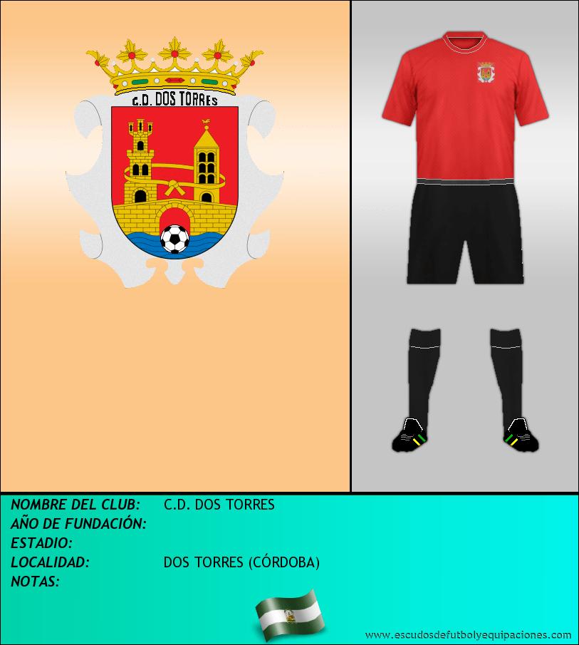 Escudo de C.D. DOS TORRES