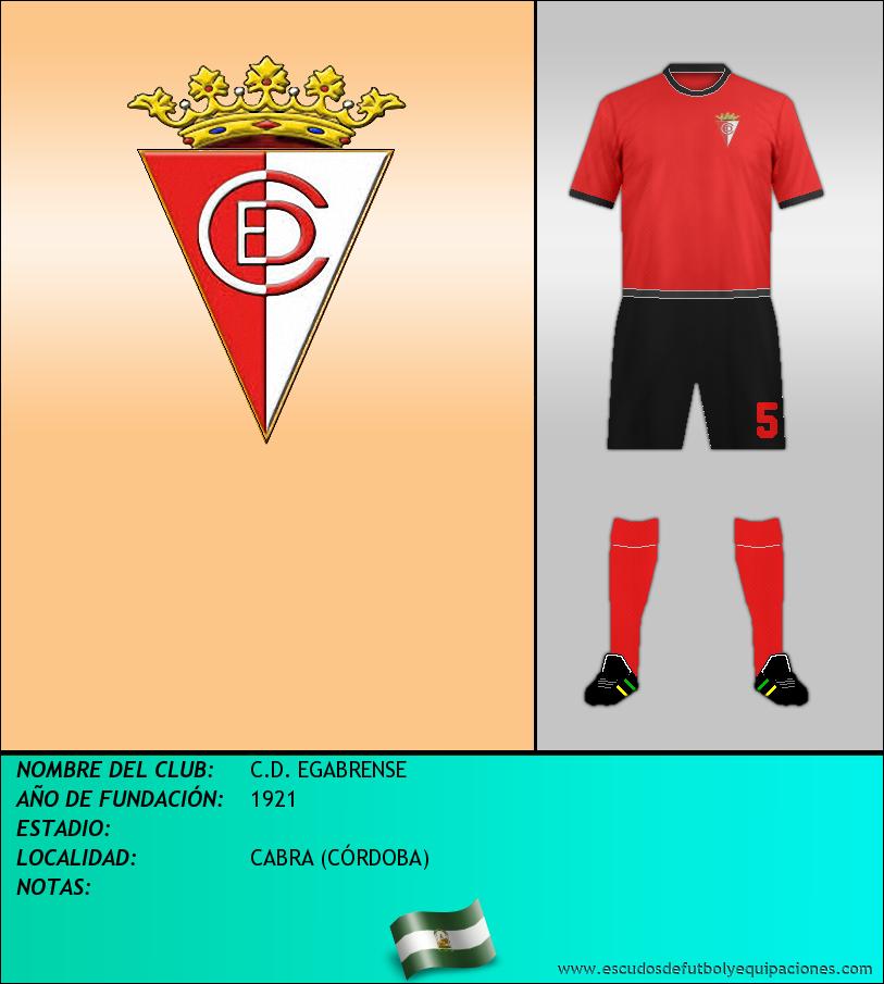 Escudo de C.D. EGABRENSE