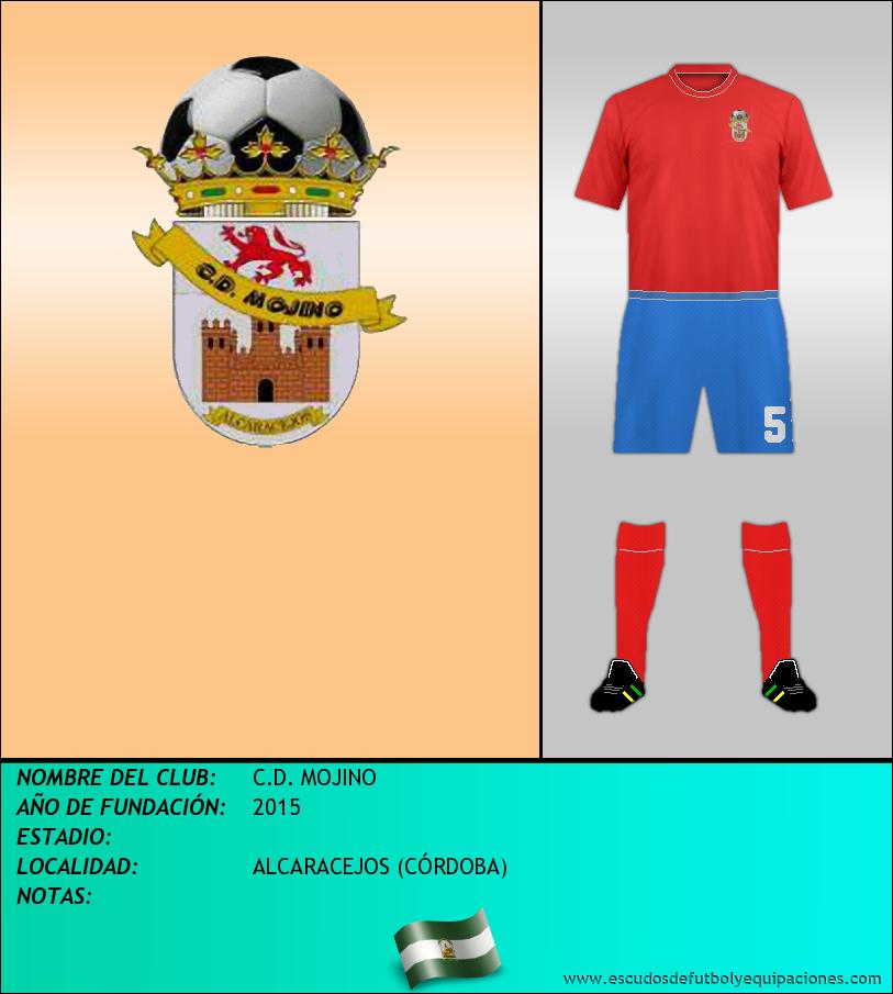 Escudo de C.D. MOJINO
