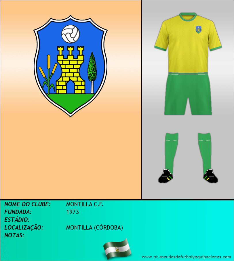Escudo de MONTILLA C.F.