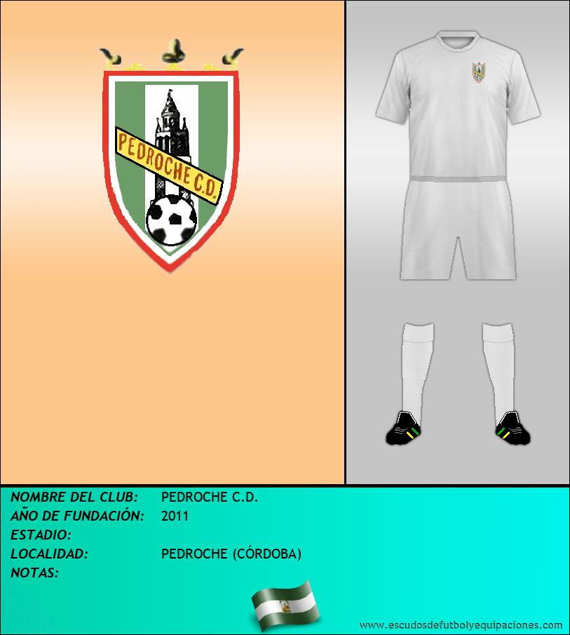 Escudo de PEDROCHE C.D.