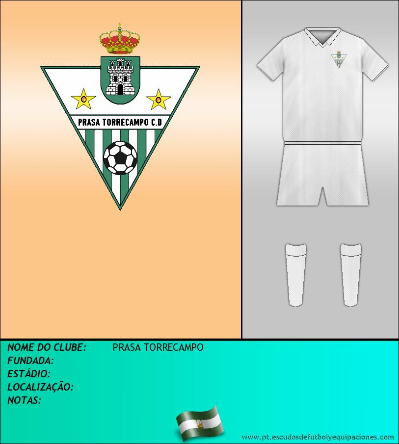 Escudo de PRASA TORRECAMPO