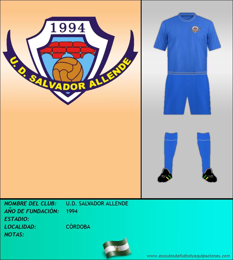 Escudo de U.D. SALVADOR ALLENDE