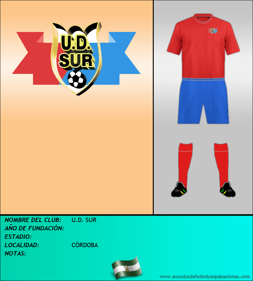 Escudo de U.D. SUR