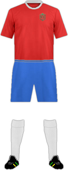 Camiseta CULLAR VEGA CF