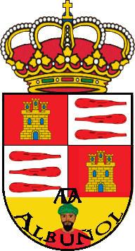 Escudo de A.D. ALBUÑOL (ANDALUCÍA)