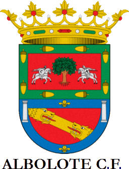 Escudo de ALBOLOTE C.F. (ANDALUCÍA)