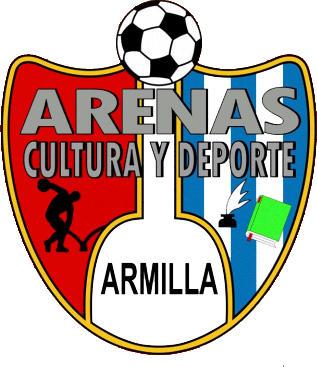 Escudo de ARENAS DE ARMILLA (ANDALUCÍA)