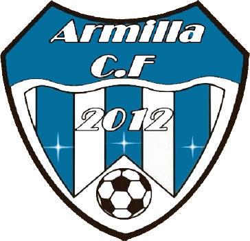 Escudo de ARMILLA C.F. (ANDALUCÍA)