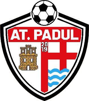 Escudo de ATLETISMO PADUL C.F. (ANDALUCÍA)