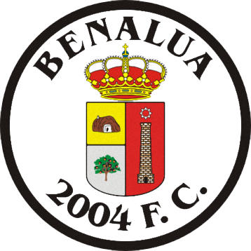Escudo de BENALUA 2004 F.C. (ANDALUZIA)