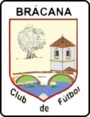Escudo de BRÁCANA C.F. (ANDALUCÍA)