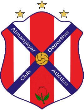 Escudo de C.D. ALMANJÁYAR ATLÉTICO (ANDALUZIA)