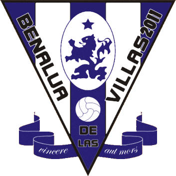 Escudo de C.D. BENALÚA DE LAS VILLAS 2011 (ANDALUCÍA)