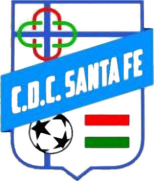 Escudo de C.D. CIUDAD DE SANTA FE (ANDALUZIA)