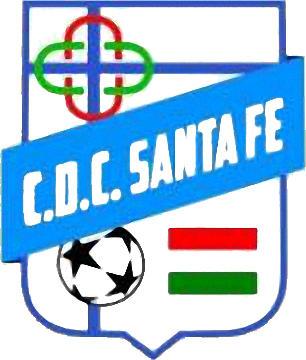Escudo de C.D. CIUDAD DE SANTA FE (ANDALUCÍA)