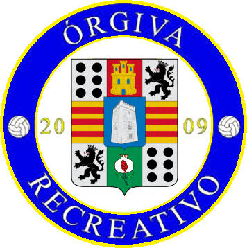 Escudo de C.D. RECREATIVO DE ÓRGIVA (ANDALUCÍA)