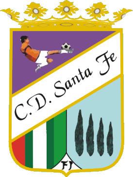 Escudo de C.D. SANTA FE  (ANDALUCÍA)