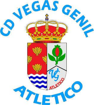 Escudo de C.D. VEGAS GENIL ATLÉTICO (ANDALUCÍA)