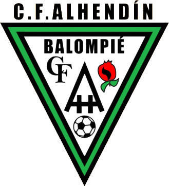 Escudo de C.F. ALHENDÍN BALOMPIÉ DESDE 2020 (ANDALUCÍA)