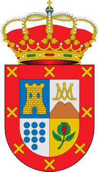 Escudo de C.F. ALHENDÍN BALOMPIÉ (ANDALUCÍA)