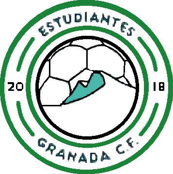 Escudo de C.F. ESTUDIANTES DE GRANADA (ANDALUCÍA)