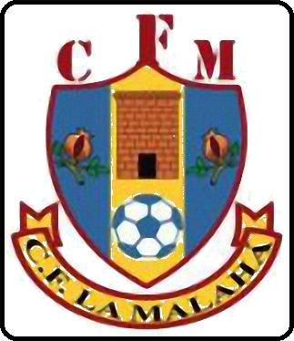 Escudo de C.F. LA MALAHÁ (ANDALUCÍA)