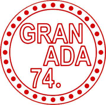 Escudo de GRANADA 74 C.F. (ANDALUCÍA)