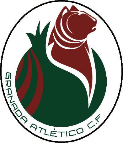 Escudo de GRANADA ATL. CF. (ANDALUCÍA)