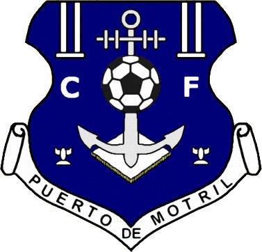 Escudo de PUERTO DE MOTRIL C.F. (ANDALUCÍA)