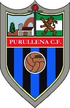 Escudo de PURULLENA C.F. (ANDALUCÍA)