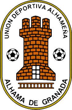 Escudo de U.D. ALHAMEÑA (ANDALUCÍA)