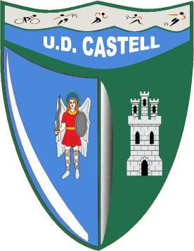 Escudo de U.D. CASTELL (ANDALUZIA)