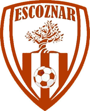 Escudo de U.D. ESCÓZNAR (ANDALUCÍA)