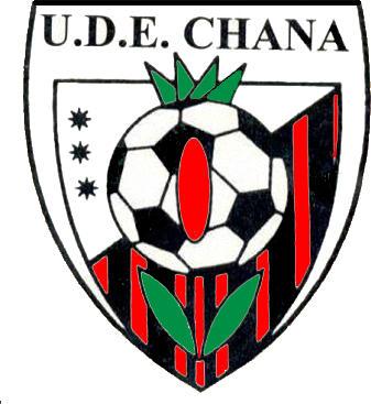 Escudo de U.D. ESTRELLA CHANA (ANDALUZIA)