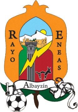 Escudo de U.D. RAYO ENEAS ALBAYZÍN (ANDALUCÍA)