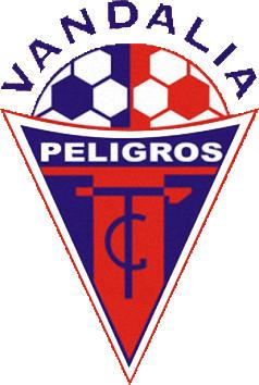 Escudo de VANDALIA DE PELIGROS C.F. (ANDALUCÍA)