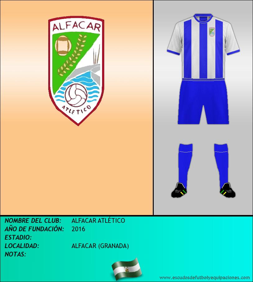 Escudo de ALFACAR ATLÉTICO