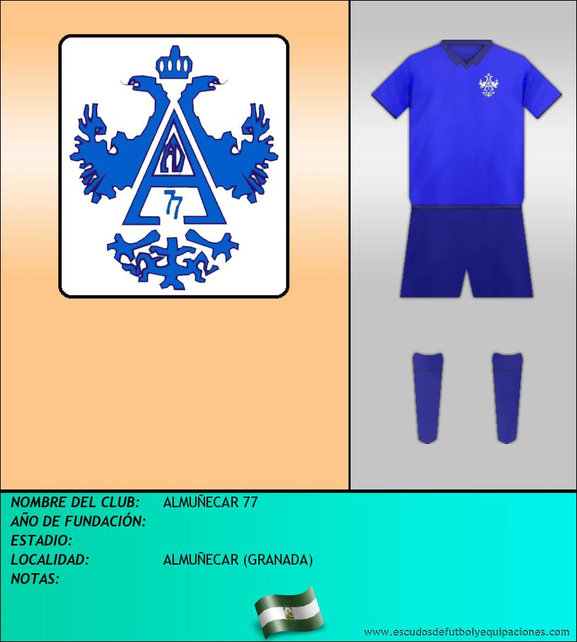 Escudo de ALMUÑECAR 77